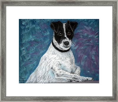 Sassy Pastel Framed Print by Antonia Citrino