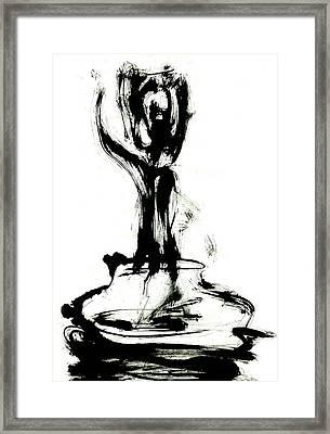 Satori Framed Print by Yuri Lushnichenko