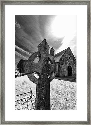 Saul Church Framed Print