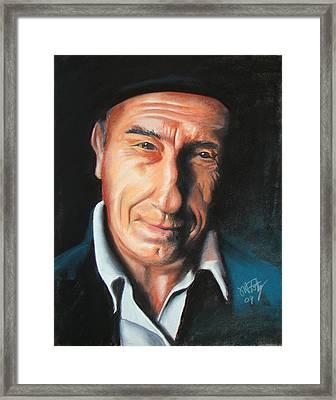 Saul Framed Print