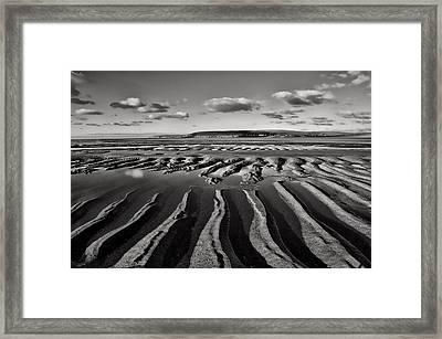 Saunton Sands Devon Framed Print