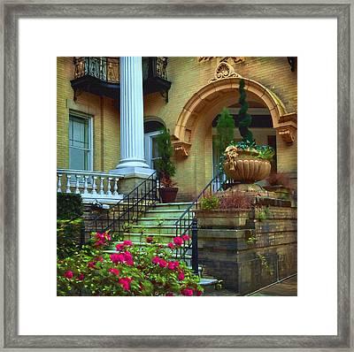 Savannah Beauty Framed Print by Diana Powell