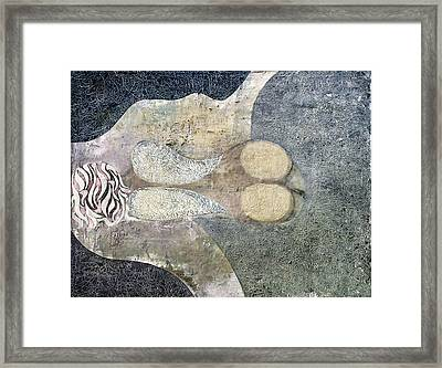 Savannah Framed Print by Johnny Johnston