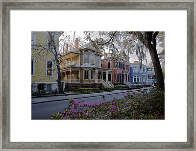 Savannah Style Framed Print by Stephen Gray