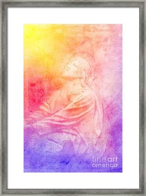 Savior  Framed Print by Erika Weber