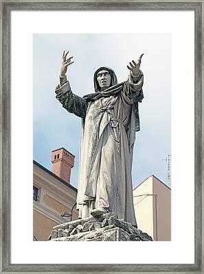 Savonarola Framed Print by Dirk Wiersma