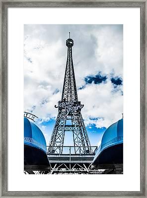Savour Faire  Framed Print by Parker Cunningham