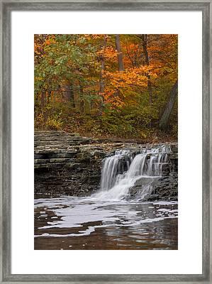 Sawmill Creek 2 Framed Print