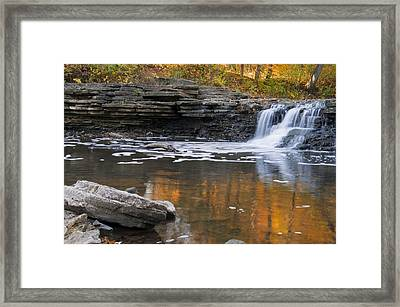 Sawmill Creek 3 Framed Print