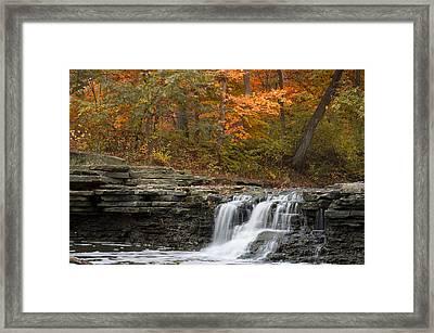 Sawmill Creek Framed Print