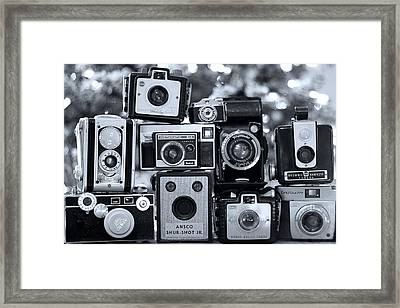 Framed Print featuring the photograph Say Cheese by Elizabeth Budd