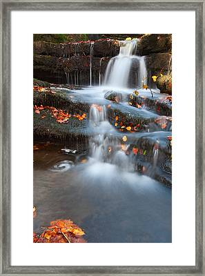 Scalber Beck Framed Print