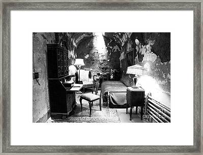 Scarface Slept Here Framed Print by John Rizzuto