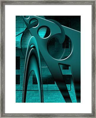 Scarpoli's Vengeance Framed Print