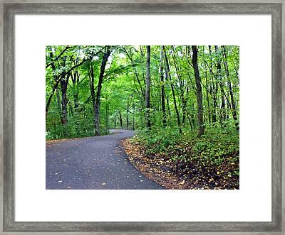 Scenic Minnesota 12 Framed Print