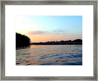 Scenic Minnesota 3 Framed Print