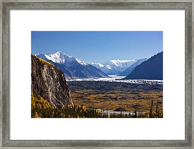 Scenic Of Lions Head Mountain And The Framed Print by Kevin Smith