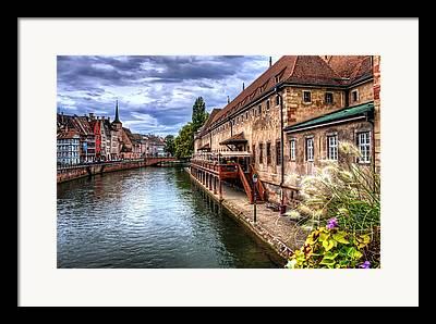 Alsace Photographs Framed Prints
