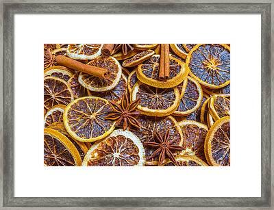 Scent Framed Print