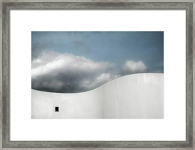 Schauspielhaus Framed Print