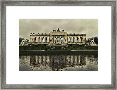 Schonbrunn Gloriette Framed Print