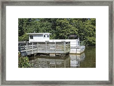 School Boat 1 Framed Print