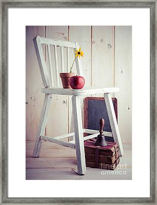 School Days Framed Print