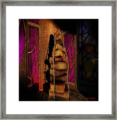 School Daze Framed Print by Kylie Sabra