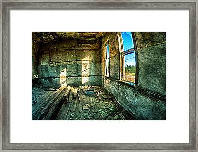 Schools Out For Ever Framed Print