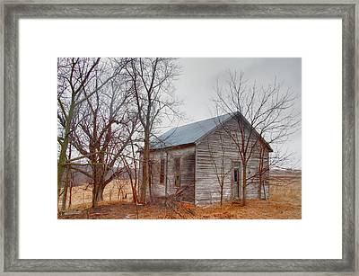 School's Out Framed Print by Mark Pearson