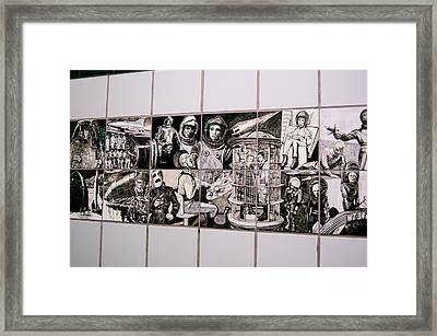 Science Fiction Art Framed Print by Mark Williamson
