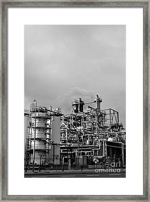 Framed Print featuring the photograph Science Fiction by Maja Sokolowska