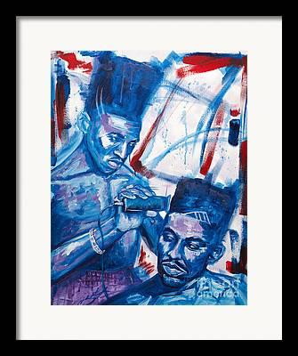 Big Daddy Kane Framed Prints