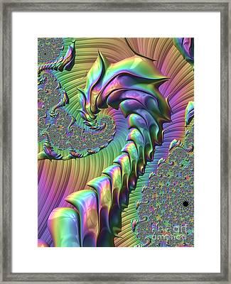 Scorpion II Framed Print