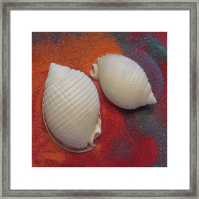 Framed Print featuring the photograph Scotch Bonnets   by Cathy Lindsey
