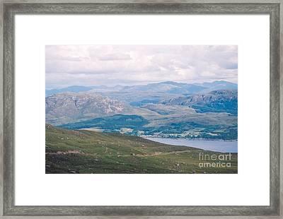Scotlands Rich Valleys Framed Print