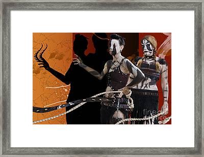 Scottish Celebration Framed Print