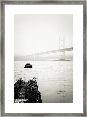Scottish Transport Framed Print