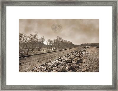 Scottsville Beauty Virginia Framed Print by Betsy Knapp