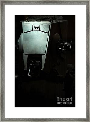 Scout Walker Framed Print by Micah May