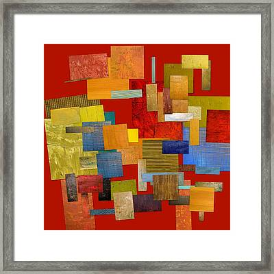 Scrambled Eggs L Framed Print