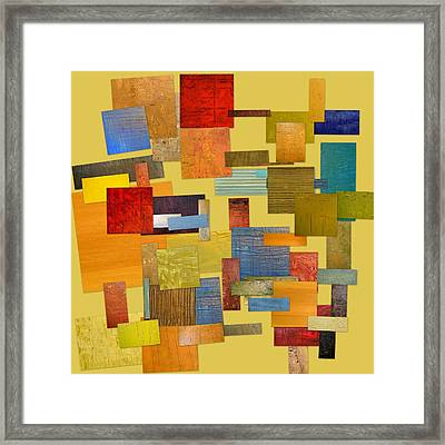 Scrambled Eggs Lll Framed Print