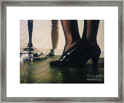 Screen #31 Framed Print