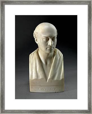 Sculpture, Sir Thomas Lawrence, P.r.a Framed Print