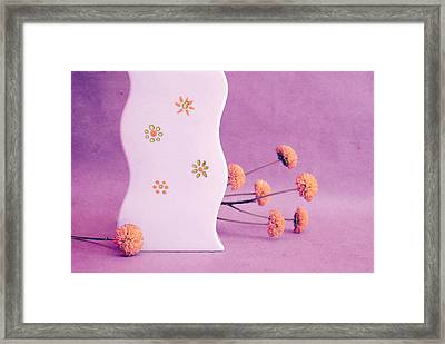 Scurves - S4v2t1 Framed Print by Variance Collections