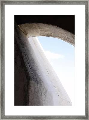 Scythe Framed Print by Viktor Savchenko
