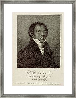 S.d. Mahomed Framed Print by British Library