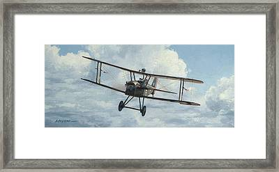 Se5a 1918 Framed Print by Wade Meyers