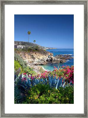 Sea Arch At Montage Resort Framed Print
