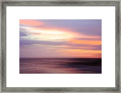 Sea Dreams Framed Print by Roupen  Baker